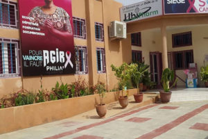 Philia Foundation - SOS Cancer health centre Niamey niger