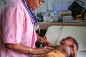 Philia Foundation - SOS CHILDREN MEDICAL CENTRE BANGUI, CENTRAL AFRICAN REPUBLIC
