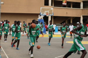 Philia Foundation - MALEYE NDOYE BASKETBALL CAMP (MNBC) DAKAR, SENEGAL