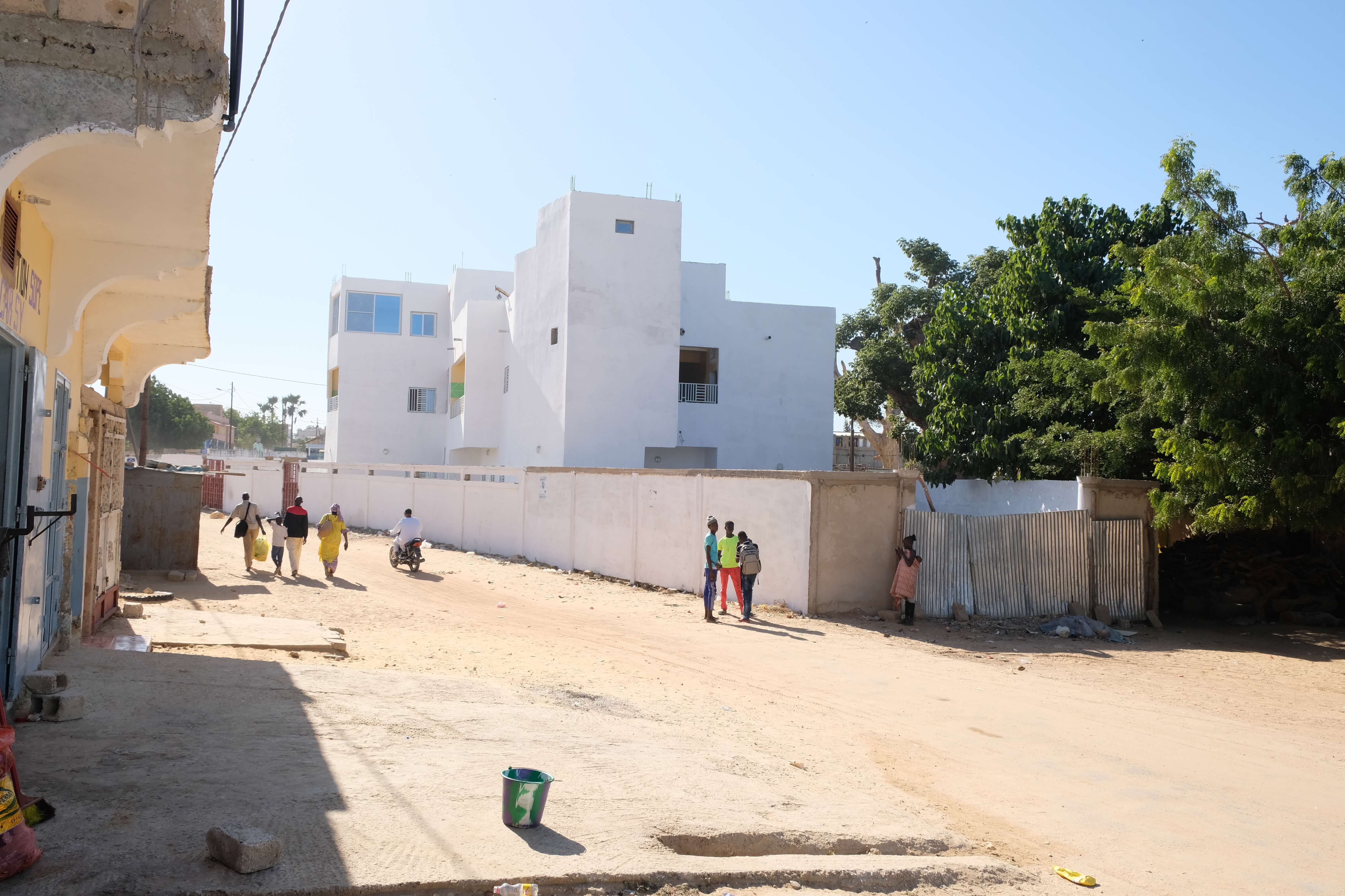 Philia Foundation - PUBLIC HEALTH PROJECTS REGIONAL HOSPITAL AND HEALTH CLINIC (DISPENSARY) THIES, SENEGAL