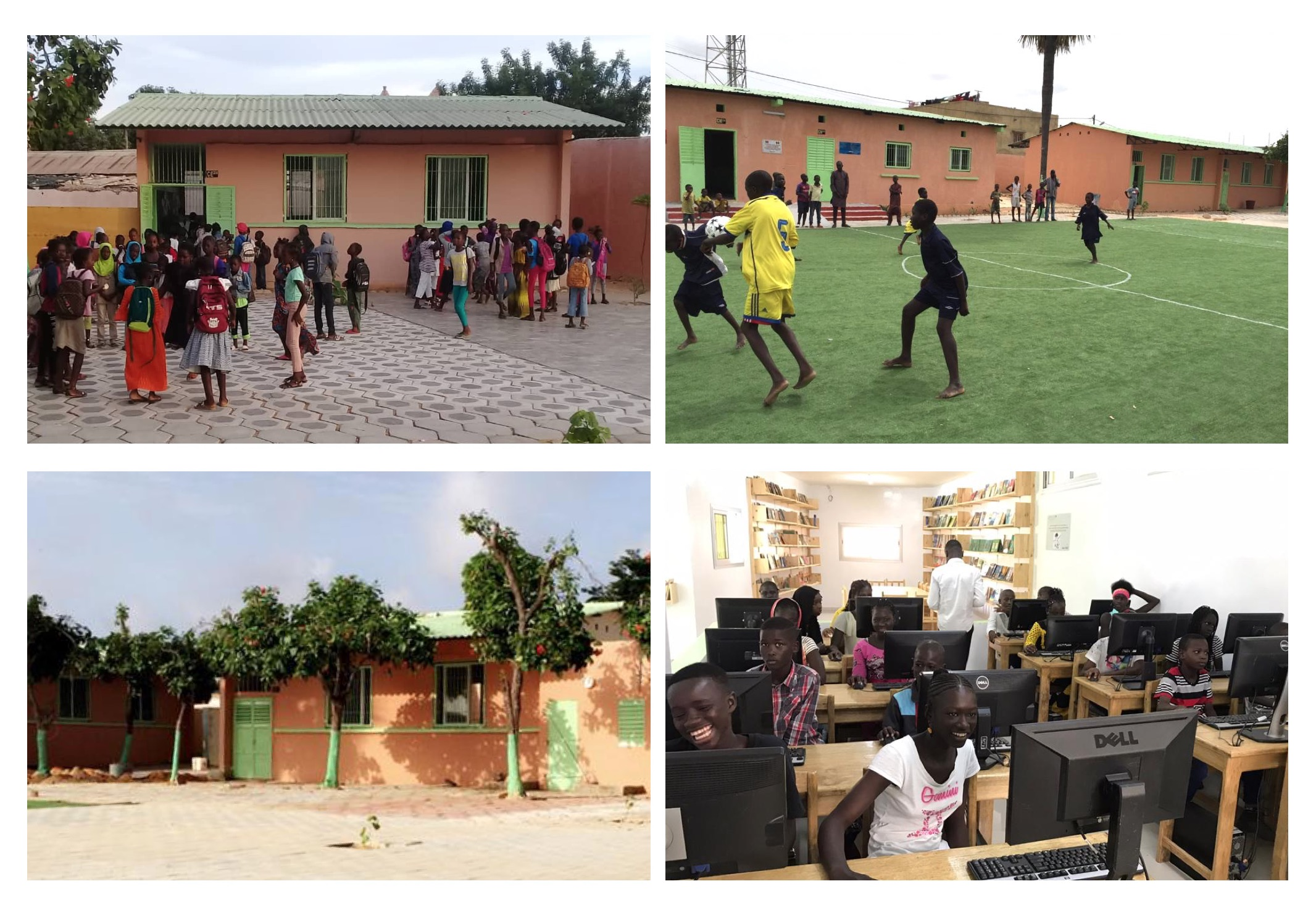 BEFORE / AFTER PRIMARY SCHOOL EDUCATION PROJECT THIES, SENEGAL