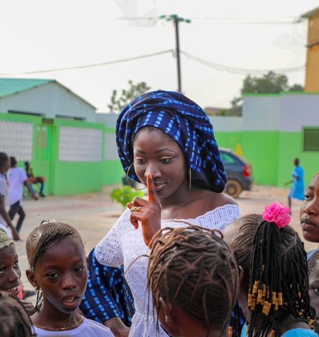 PHILIA FOUNDATION - SCHOOL PROJECT A TO Z PROJECT – KEUR MAME EL HADJ DISTRICT THIES, SENEGAL