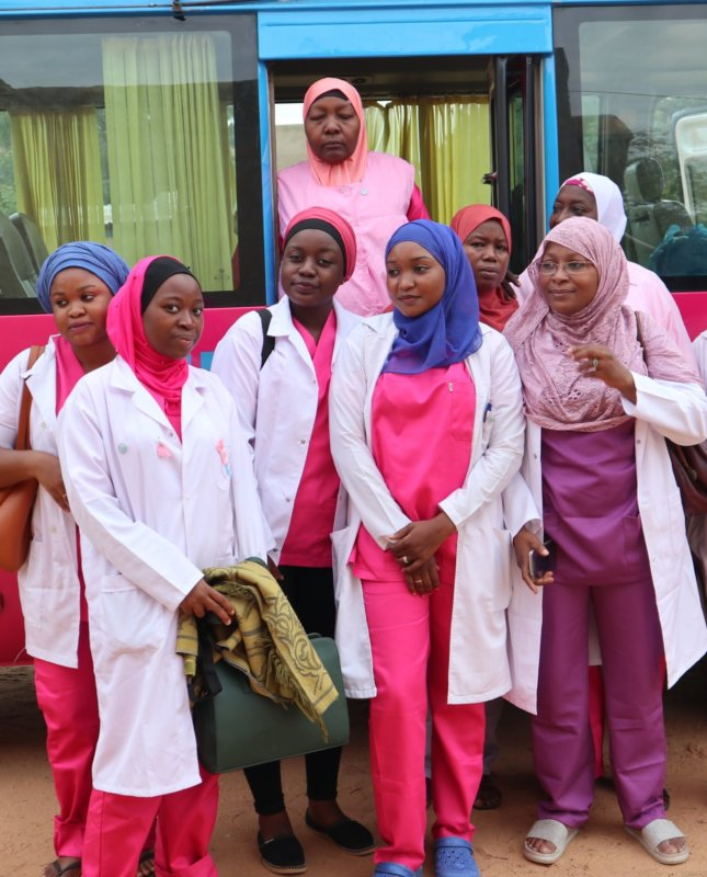 PHILIA FOUNDATION - PARTNERSHIP WITH SOS CANCER – NIGER